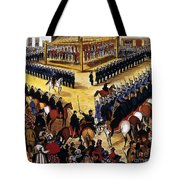 Dakota Uprising 1862 Tote Bag by Granger