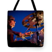 Dale Keeney Of The Fabulous Kingpins Tote Bag by David Patterson
