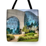 Dali Museum St Petersburg Florida  Tote Bag by Mal Bray