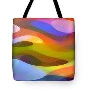 Dappled Light 10 Tote Bag by Amy Vangsgard