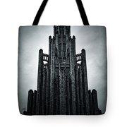 Dark Grandeur Tote Bag by Andrew Paranavitana