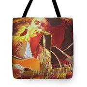 Dave Matthews At Vegoose Tote Bag by Joshua Morton