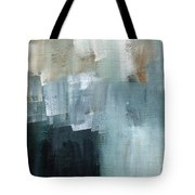Days Like This - Abstract Painting Tote Bag by Linda Woods