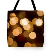 Dazzling Lights Tote Bag by Rich Franco