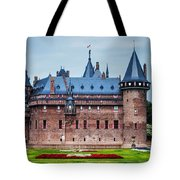 De Haar Castle. Utrecht. Netherlands Tote Bag by Jenny Rainbow