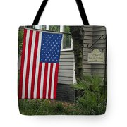 Deans - Maffitt House Tote Bag by Suzanne Gaff