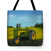 Dear John Tote Bag by Anthony Dunphy