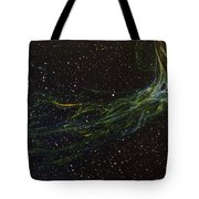Death Throes Tote Bag by Sean Connolly