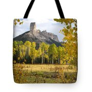 Deb's Meadow Tote Bag by Eric Glaser