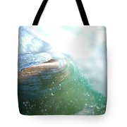 Deep Green Tote Bag by Sean Davey