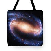 Deep Space Tote Bag by Ayse Deniz