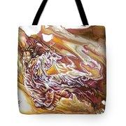 Defiance Tote Bag by Karina Llergo