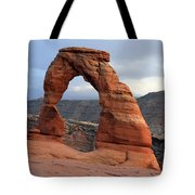 Delicate Arch - Arches National Park - Utah Tote Bag by Aidan Moran