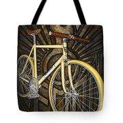 Demon Path Racer Bicycle Tote Bag by Mark Howard Jones