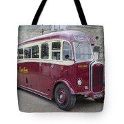 Dennis Lancet Vintage Bus Tote Bag by Steev Stamford
