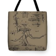 Dentist's Office Tote Bag by Dan Sproul