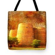 Derawar Fort Tote Bag by Catf