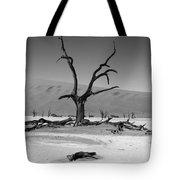 Desolation Row Tote Bag by Aidan Moran
