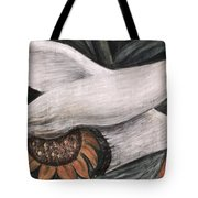 Detroit Industry   Detail Of West Wall Tote Bag by Diego Rivera
