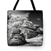 Devils Den - Gettysburg Tote Bag by Paul W Faust -  Impressions of Light