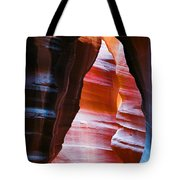 Devil's Passage Tote Bag by Dave Bowman