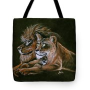 Devotion Tote Bag by Adele Moscaritolo