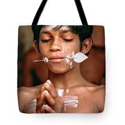 Devotion Tote Bag by Steve Harrington