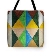 Diamonds Tote Bag by Stormm Bradshaw