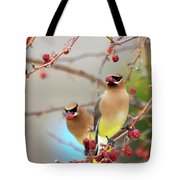 Dinner Date Tote Bag by Betty LaRue