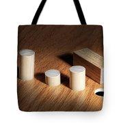Diversity Concept Tote Bag by Tom Mc Nemar
