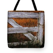 Do Not Enter Tote Bag by Bobbee Rickard