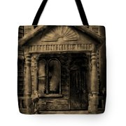 Do Not Enter Tote Bag by John Malone