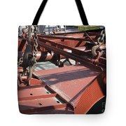 Do Not Step Tote Bag by Steven Ralser