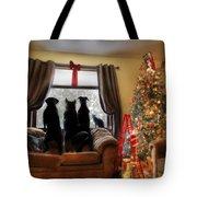 Do You Hear What I Hear Tote Bag by Lori Deiter