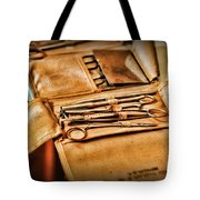 Doctor -  Medical Field Kit Tote Bag by Paul Ward