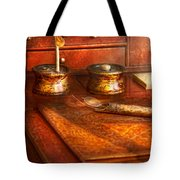 Doctor - Optometrist - I Need My Reading Glasses Tote Bag by Mike Savad