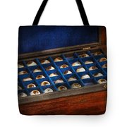 Doctor - Optometrist - I've always had eyes for you Tote Bag by Mike Savad
