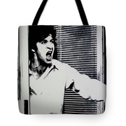 Dog Day Afternoon Tote Bag by Luis Ludzska