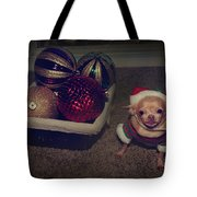 Don't Hang Me On Your Tree Tote Bag by Laurie Search