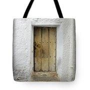 Door Tote Bag by Guido Montanes Castillo
