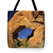 Double Arch - Backside Tote Bag by Mike McGlothlen