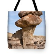 Double Caprock Tote Bag by Vivian Christopher