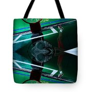 Double dunk Tote Bag by M and L Creations