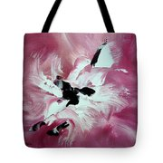 Douceur Tote Bag by Isabelle Vobmann