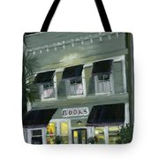 Downtown Books 11 Tote Bag by Susan Richardson