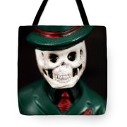 Dr. Death Tote Bag by John Rizzuto
