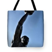 Dr. J. Tote Bag by Bill Cannon