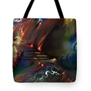 Dragonland Tote Bag by Francoise Dugourd-Caput