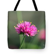 Dreaming In Fuschia II Tote Bag by Suzanne Gaff