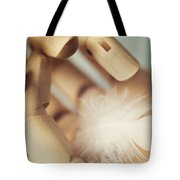 Dreams Of Flying Tote Bag by Amy Weiss